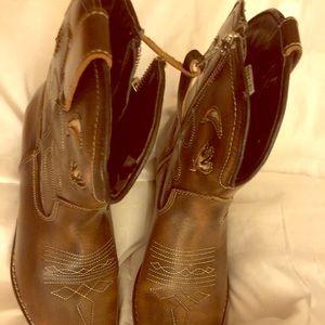 Preloved Dingo Cowboy 🤠 👢 Boots